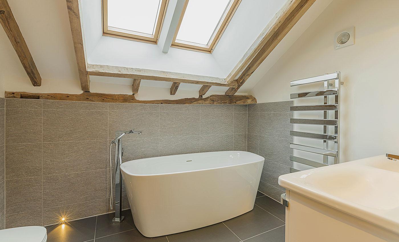 Carters Barns Bathroom