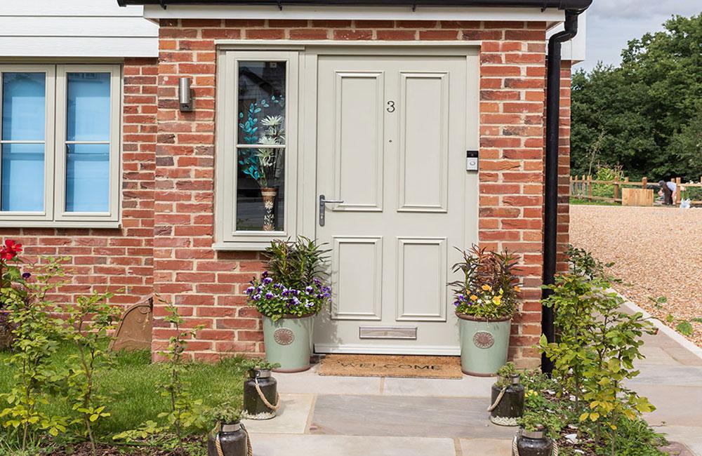 Lilley Wood Lane Front Door