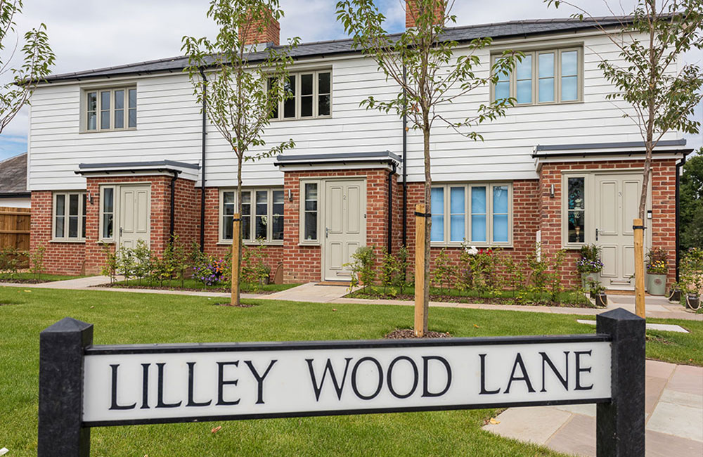 Lilley Wood Lane