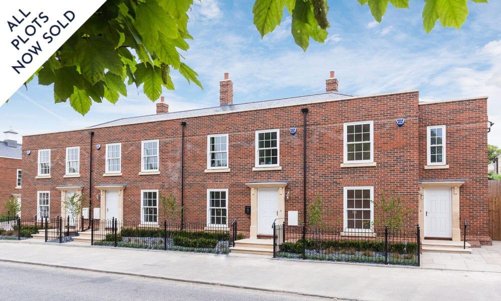 Goddard's Terrace, Saffron Walden, Essex